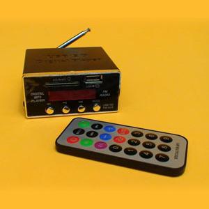 Como Adaptar un Reproductor Mp3 a su Amplificador