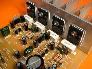 aislamiento transistores