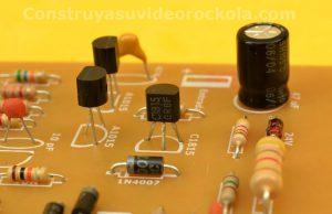 transistor regulador
