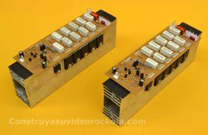 amplificadores mono