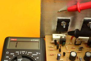 medir disipador conector