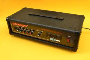 listo amplificador 200w