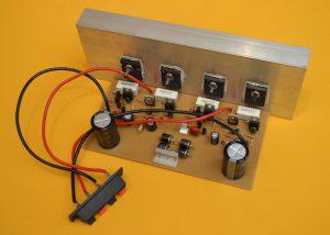 amplificador zener 200W