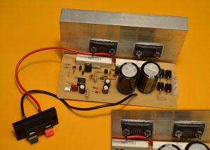 amplificador complementario