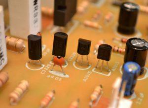 amplifier transistor