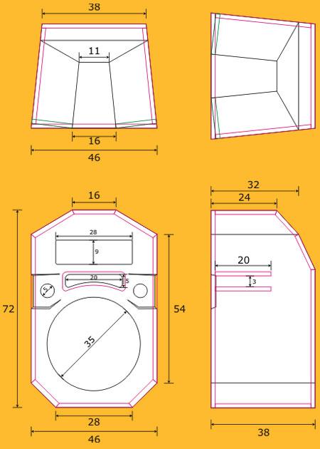 planos cajas