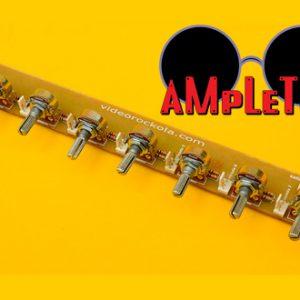 Distribuidor de señales de audio