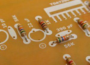 place resistors