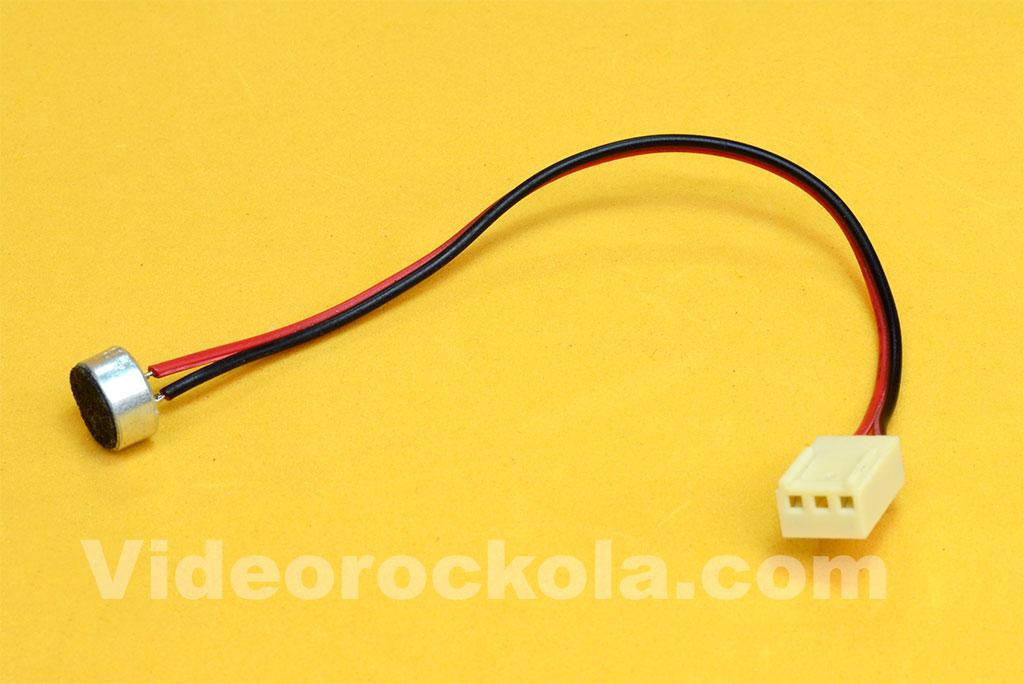 microfono electret