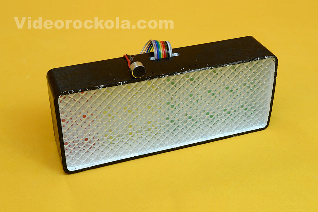 caja sin tapa con acrilico